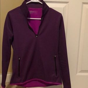 Nike golf jacket! Great for those cool mornings!